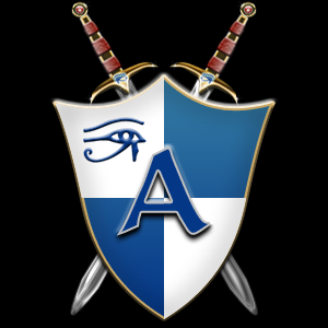 Agarwæn - Shield logo